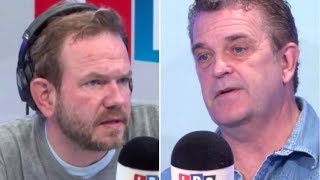 James O'Brien interviews ex soldier who changed his mind on Brexit