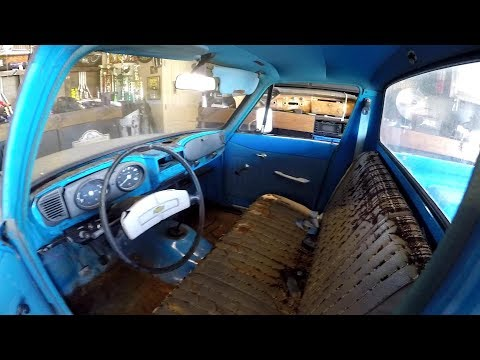 Chevy LUV Dash Replacement And New Interior Reveal