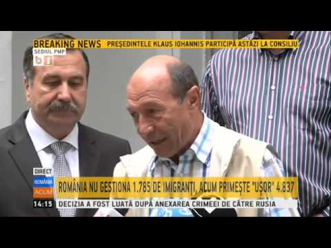 Traian Băsescu:  Antena 3 luptă să nu revin în viața politică