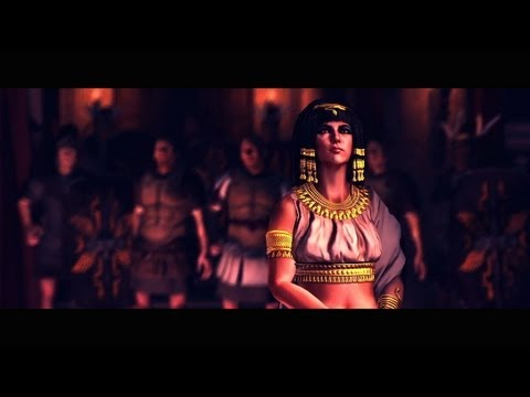 Cleopatra - Total War: Rome II Trailer