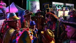 PARTICIPACION DE LA PARRANDA LA SELECTA EN EL FESTIVAL DE MASCARAS Y PARRANDAS DE MOCA 2018 , PUERTO RICO. TRADICION DE ...
