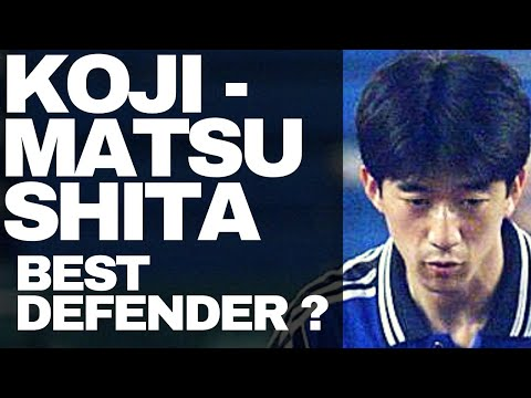 Koji Matsushita [Defense]