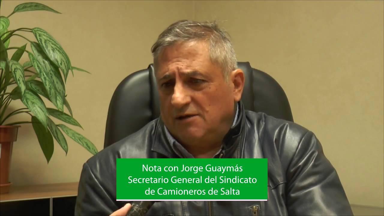 Resultado de imagen para jorge guaymas salta