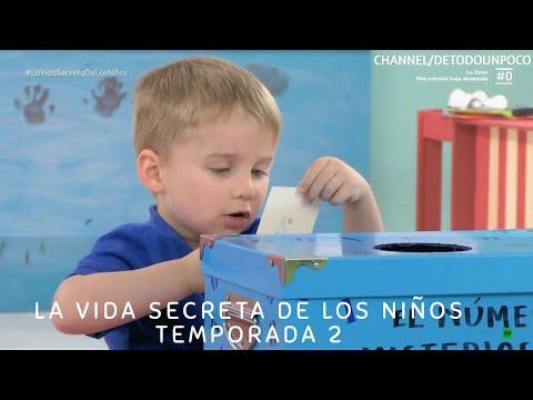 """La Vida Secreta de los Niños-TEMPORADA 2 Capítulo 7 """"¿Realidad o fantasía?"""" (2017)"""