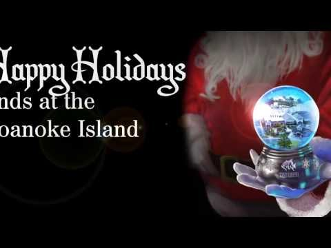 Happy Holidays from the North Carolina Aquarium on Roanoke Island!