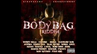 Download BODY BAG RIDDIM MIXX BY DJ-M.o.M BLAK RYNO, I OCTANE, STEIN, BOUNTY KILLER, SPICE and more MP3 song and Music Video