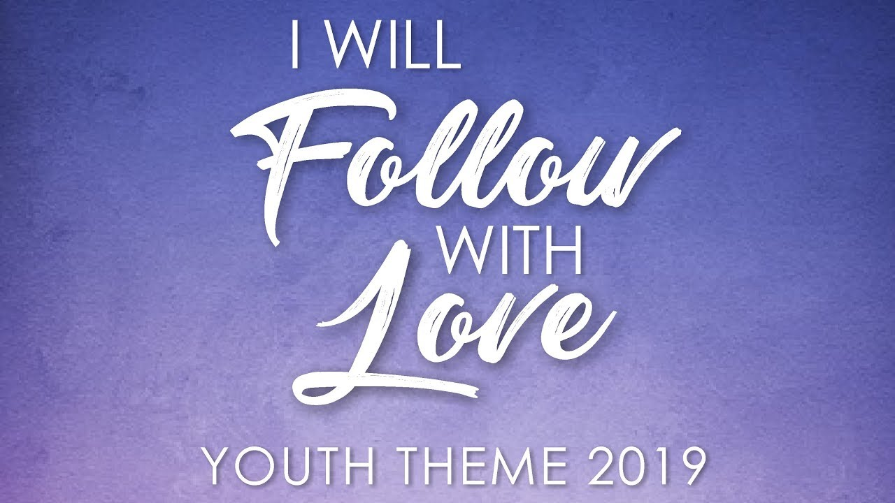 I Will Follow With Love - Mutual Theme 2019 Wayne Burton feat  Hanna Eyre
