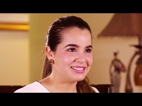 Adriana Quintana llegó en lancha desde Cuba para cumplir su sueño