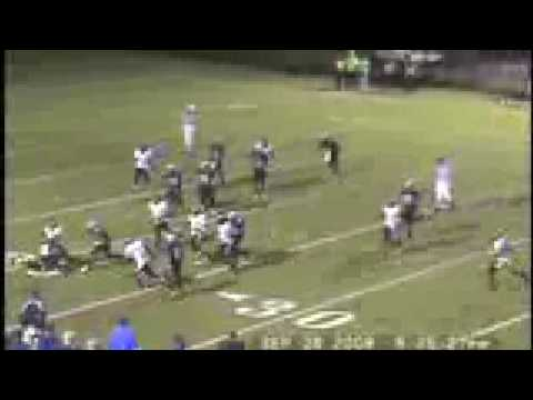 Football Highlights Courtney M. Williams #85