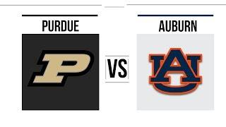2018 Music City Bowl Purdue vs Auburn Full Game Highlights