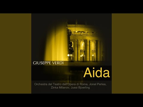 Aida, Act III:
