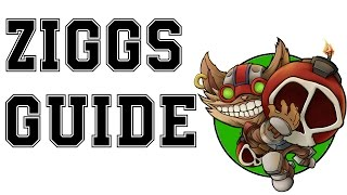 ziggs guide beginners guide to ziggs league of legends