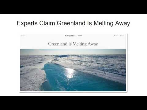 Fake News About The Arctic