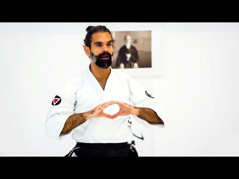 Aikido Master Class In Kyiv W Guillermo Gomez