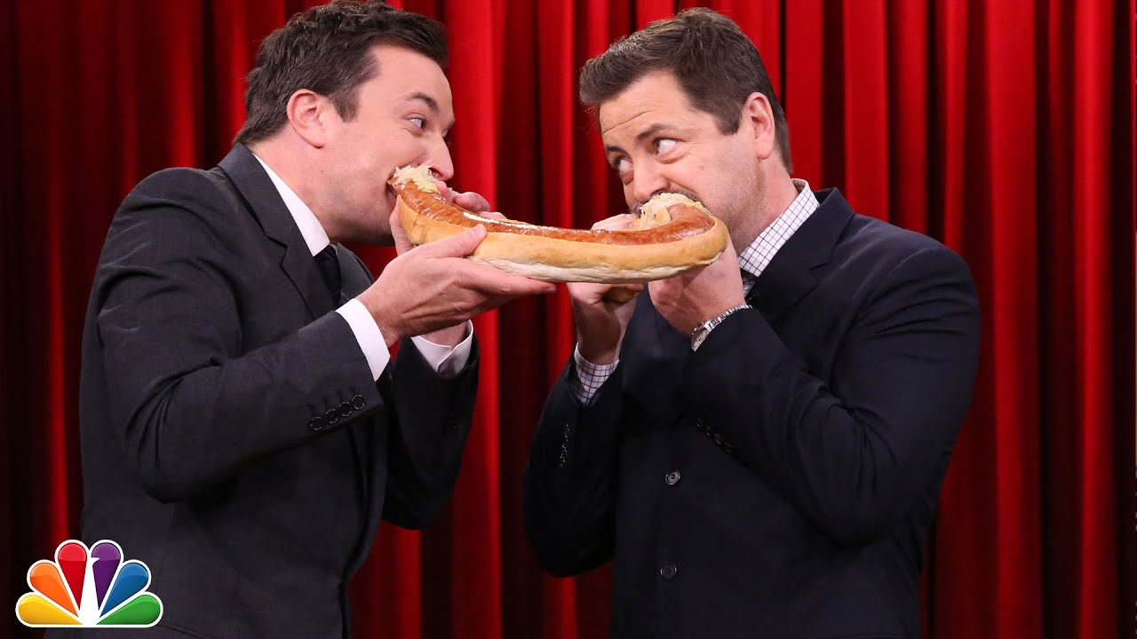 Nick Offerman Reveals His Top Fatty Meat Dishes for Fall - YouTube