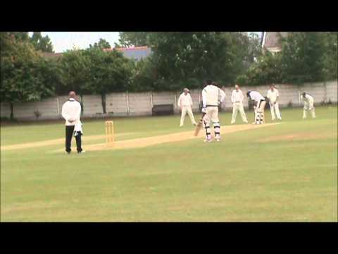 Saad Nazar (Cheshire County Cricket League) part 1