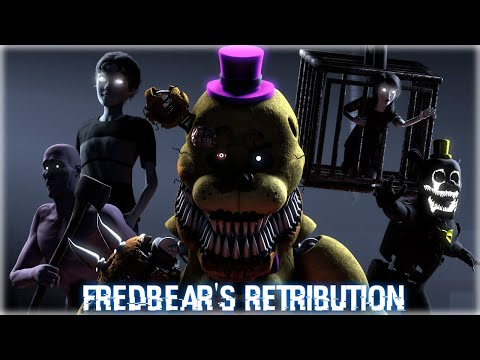 "SFM FNaF ""Again"" | Vengeance Is Eternal Part 2 Song by Nightcove_TheFox"
