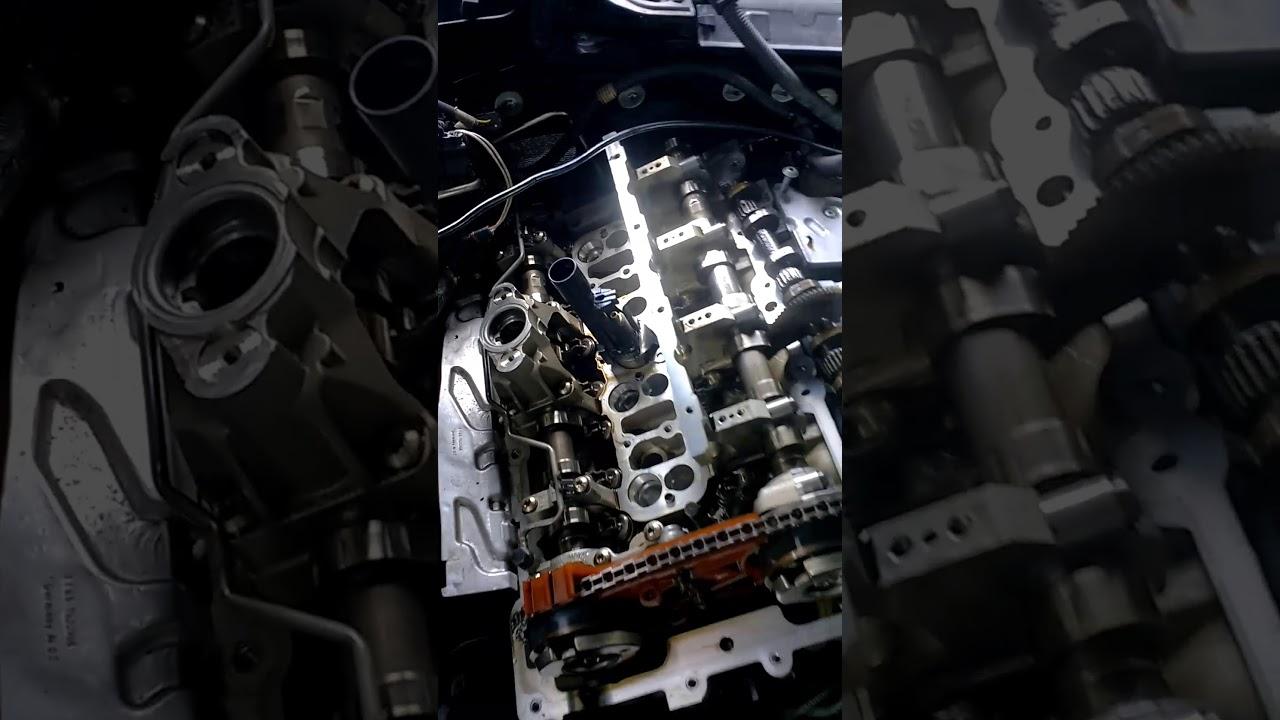 BMW 328i motor N20 , problemas no sistema valvetronic