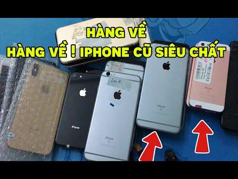 iPhone Cũ Giá Rẻ - Sập Sàn Giá Chỉ Từ 1750k, iPhone 6splus : 2tr200k, iPhone SE, iPhone 7plus Lock