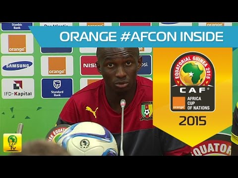 Cameroun - Conférence de Presse (19/01) - Orange Africa Cup of Nations, EQG 2015