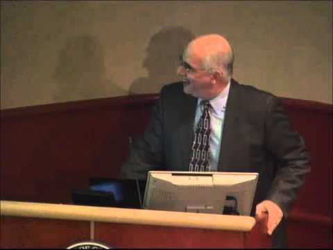Dr. David Greenfield, 2013 Grand Rounds on Internet, Technology & Smartphone Addiction