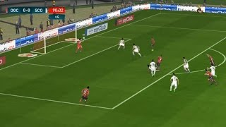 Video Gol Pertandingan OGC Nice vs Angers SCO