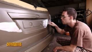 Rost your Car! Wie bringt man ein Auto zum Rosten Aussenseiter Spitzenreiter MDR