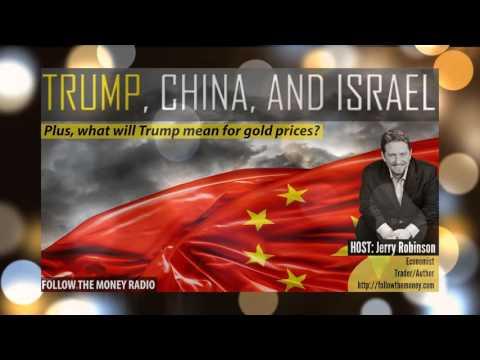 Trump, China, and Israel