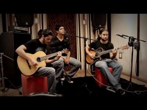 Alter Bridge - Open Your Eyes (Project One - Acoustic Cover)