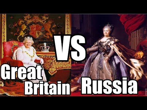 [EU4] Russia vs Great Britain. Epic Blob Battles EP #6