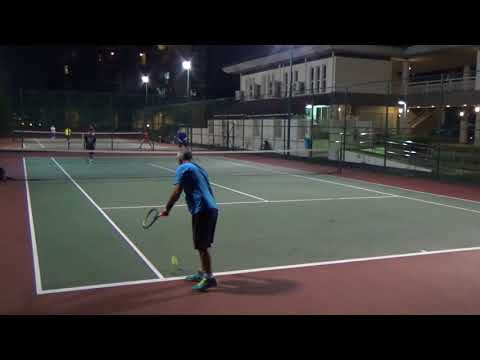 Bullionaires Inter-Kagwang Tennis Tournament Oct 2017