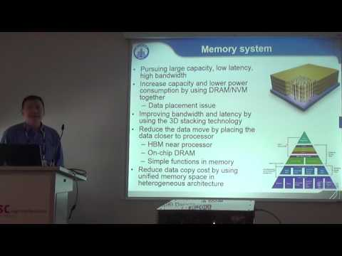 HPC In Asia - China's Effort On HPC In The Next 5 Years -  From Prototypes To Exascale System