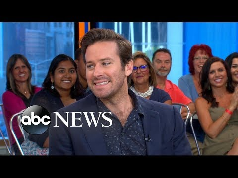 Armie Hammer shares hilarious trick to deter telemarketers
