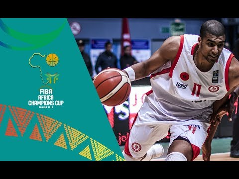 A.S Sale v E.S. Rades - Final -  Full Game - FIBA Africa Champions Cup 2017