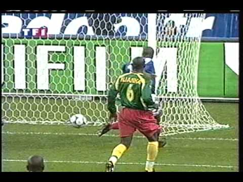 2000 October 4 France 1 Cameroon 1 Friendly Re upload