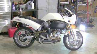 1997 Buell S3 Thunderbolt, Harley Sportster Evolution Motor