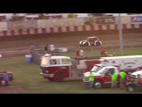 6/11/17 Legends Feature Angell Park Speedway