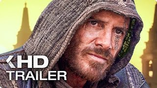 ASSASSIN'S CREED Trailer German Deutsch (2017)
