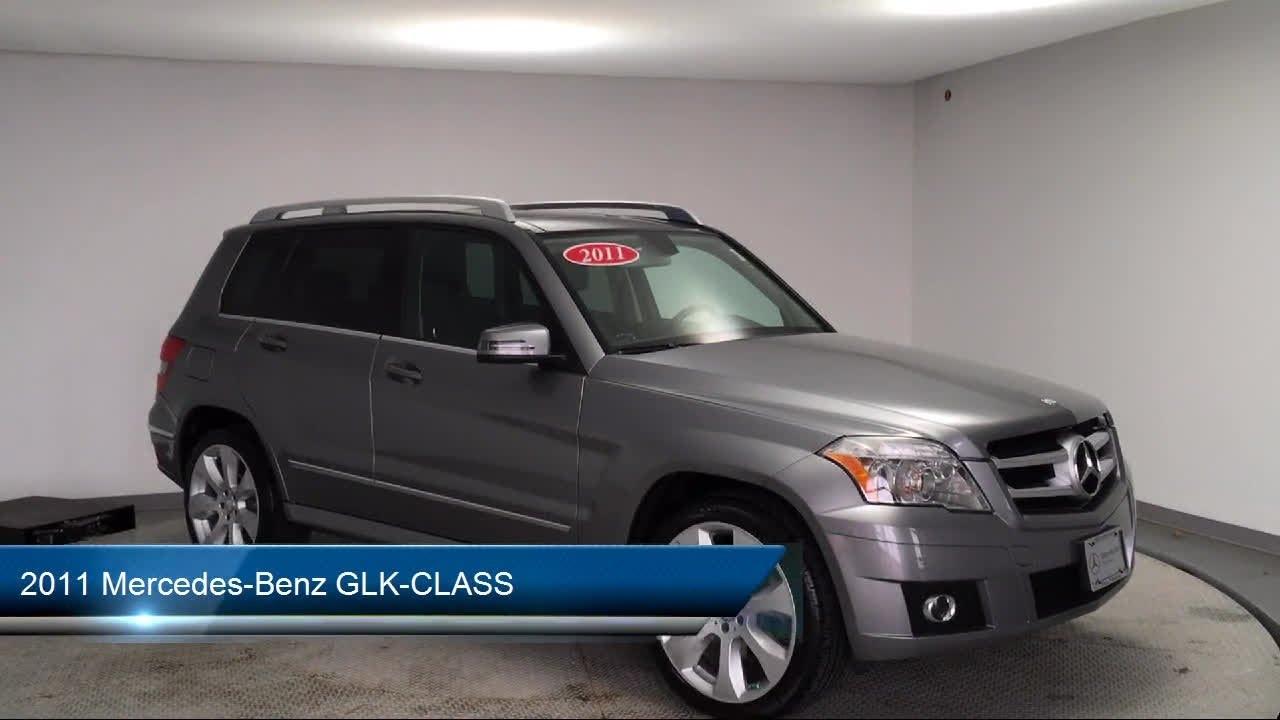 2011 Mercedes-Benz GLK-CLASS Des Moines Urbandale Newton ...