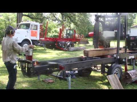 Sawmill Demo
