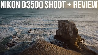 Nikon D3500 - Shoot & Review, Best Entry Level DSLR for the Money?