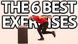 THE 6 BEST EXERCISES FOR VERTICAL JUMP!