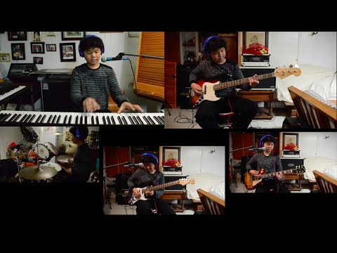 """Styx """"SnowBlind"""" Cover by Dylan Taganas"""