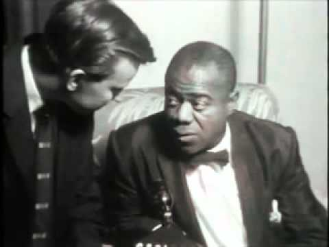 Louis Armstrong Interview