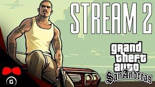 Grand Theft Auto: San Andreas | #2 | Agraelus | 1080p60 | PC | CZ