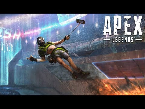 Apex Legends - Carrying My Team On My Back