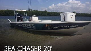 [SOLD] Used 2008 Sea Chaser 200 Flats in Tampa, Florida