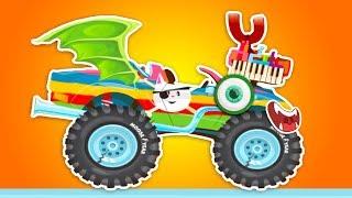 Вилли мультик. Вилли машина все серии Машина ест машину. Машинки для детей. Машинки мультики машины
