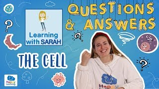 Q&A THE CELL: deep within LET'S PLAY! | LEARNING WITH SARAH | EDUCATIONAL VIDEOS