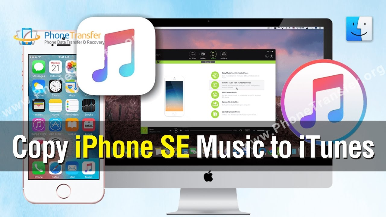 how to transfer itunes music to iphone how to copy iphone se to itunes sync purchased or 7948